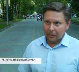 Что я сделал для Ставрополя: Юрий Никулин — проект «Экологический патруль»